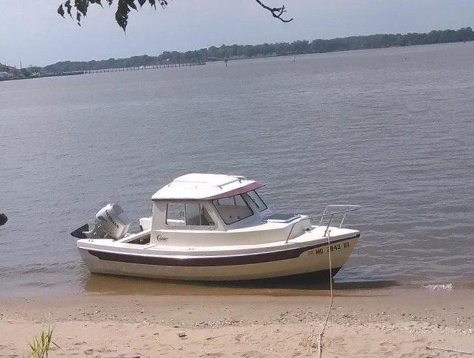 Cape Dory Rowboat